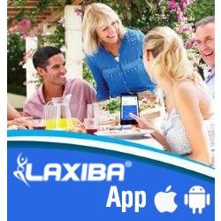 Laxiba App Abbonamento: 4,70€ / mese o 42,00€ / anno. La versione di prova: